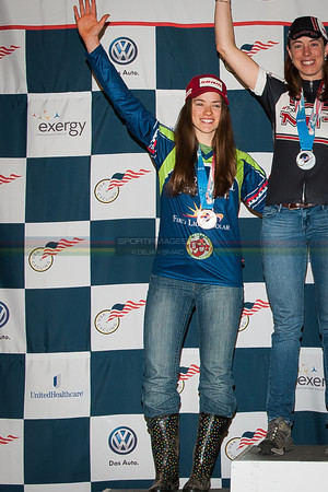 US National Cyclocross Championships, Podiums, Collegiate Women D2