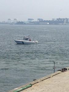 NPS Boat Escort