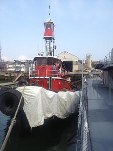 East Boston Dock