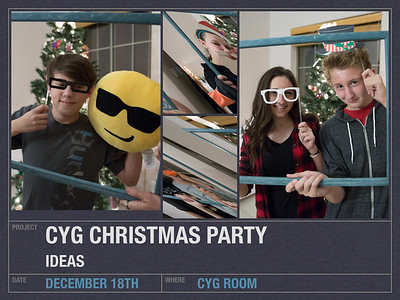 CYG Announcements