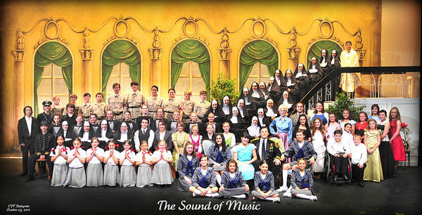 CAST PHOTO The Sound of Music