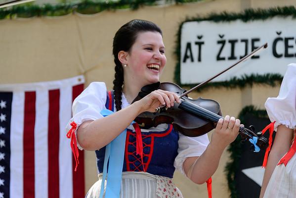 2015 05 02 Pilsen Czech Folk Music Lidova Musika Z Chastru