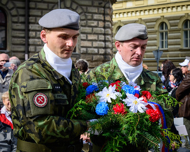 2015 05 03 Pilsen 16th Armored Division