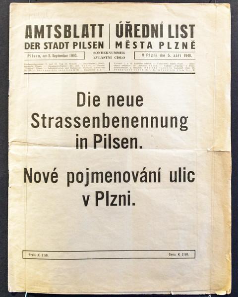 2015 05 05 Pilsen World War II Museum