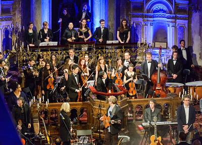 """2015 05 06 Pilsen Great Synagogue """"Light of Understanding"""" Concert"""