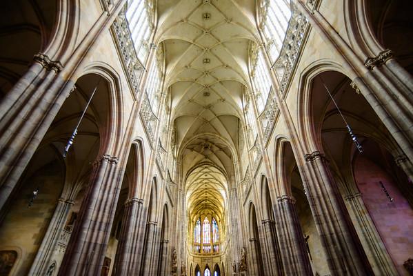 2015 05 07 Prague St. Vitus Cathedral Prague Castle