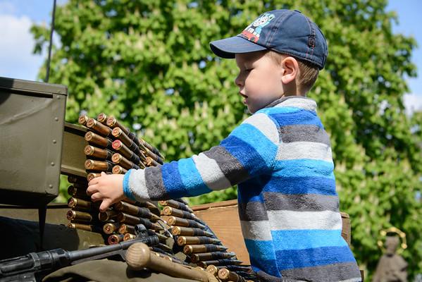 2015 05 02 Pilsen Reenactors' Military Camp