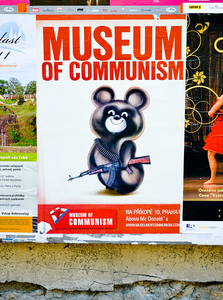 Museum of Communism<br /> Prague