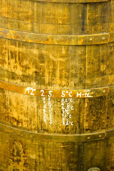 Brewing Barrel<br /> Pilsner Urquell Brewery<br /> Pilsen