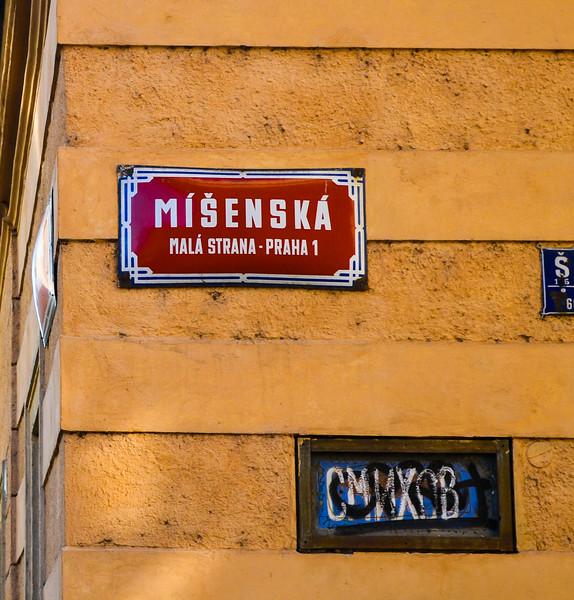 Street Corner<br /> Malá Strana
