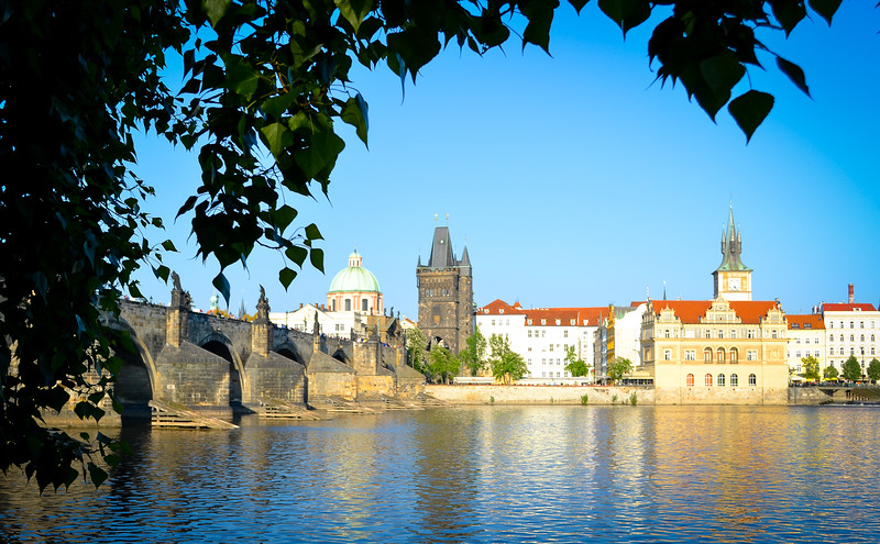 Charles Bridge<br /> Prague