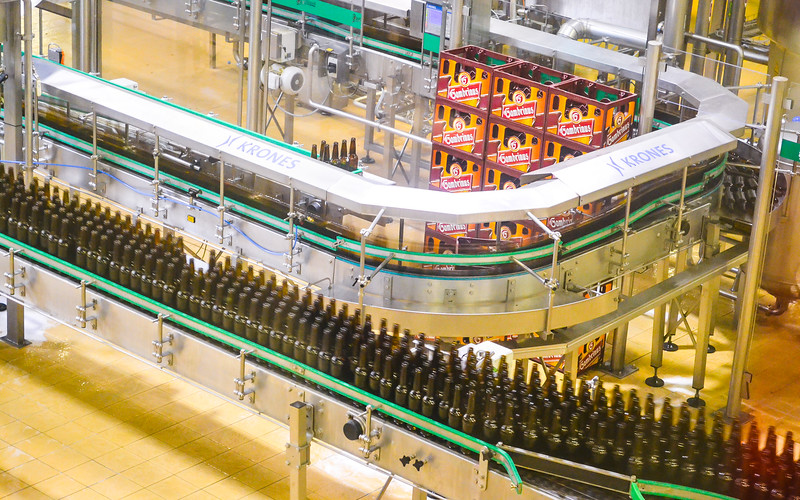 Bottling & Distribution Center<br /> Pilsner Urquell Brewery<br /> Pilsen