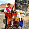 PRAGUE'S WALKING TOUR