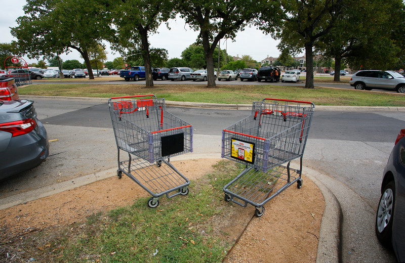 Carts. TwoFer