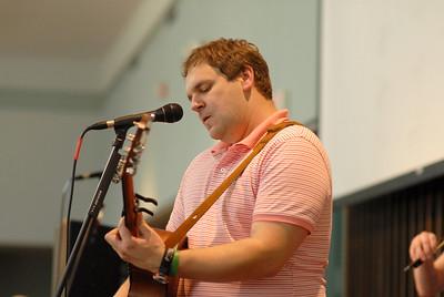 John Callaway and D'Band