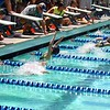 Medley Relay, beginning with Backstroke