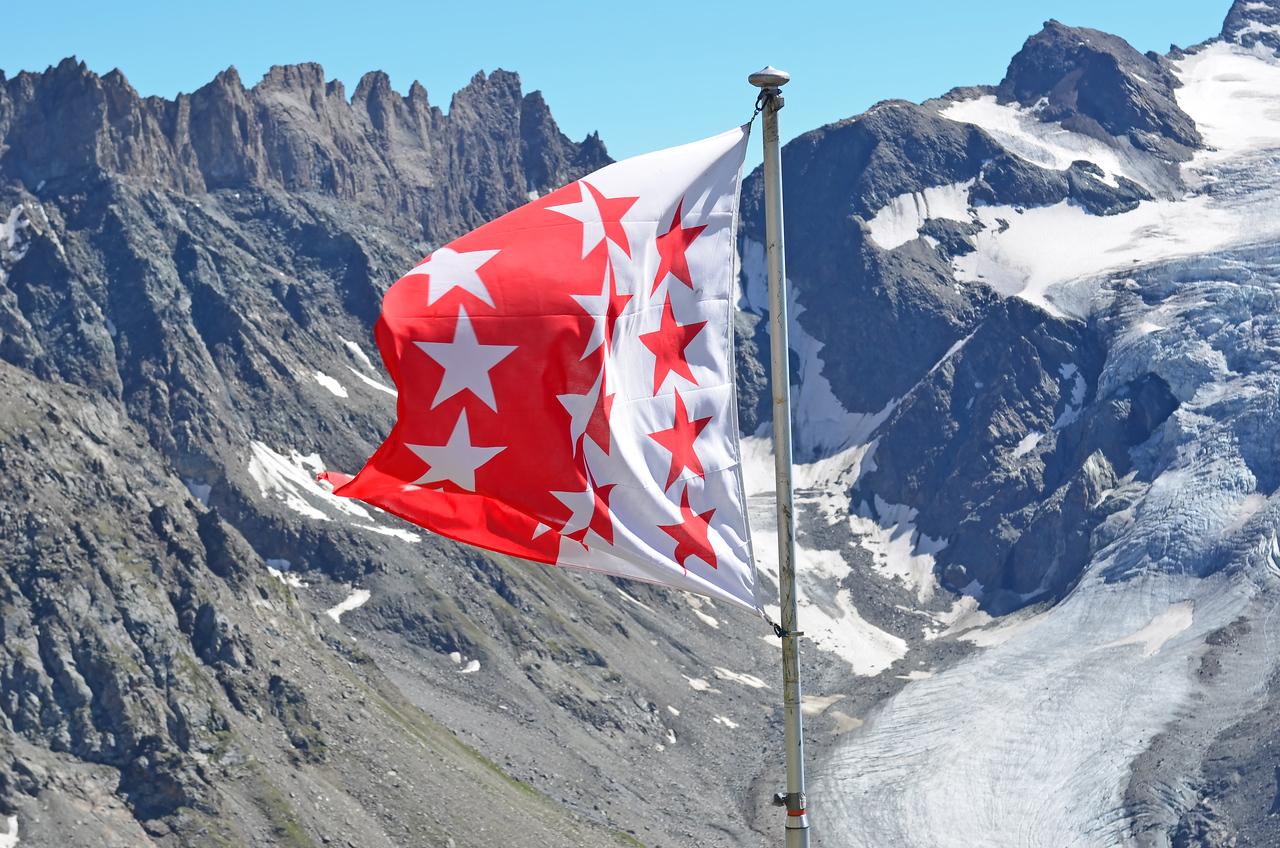Valais Flag