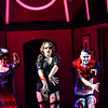"KRISTOPHER RADDER — BRATTLEBORO REFORMER<br /> The cast of ""Cabaret"" has a dress rehearsal at the Bellows Falls Opera House on Thursday, March 5, 2020."