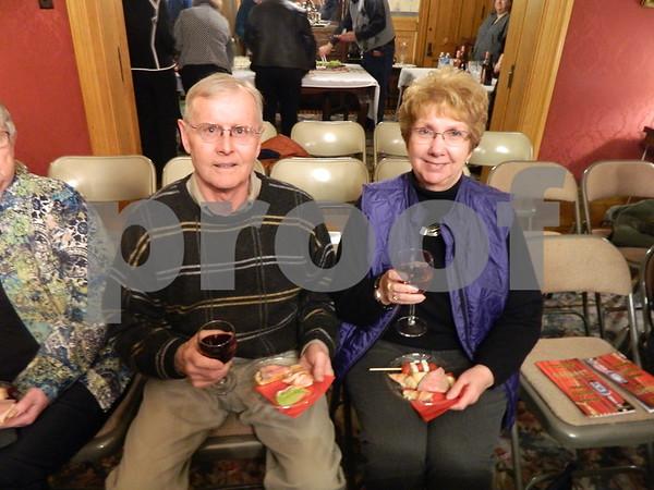Jim and Kathy Hisler