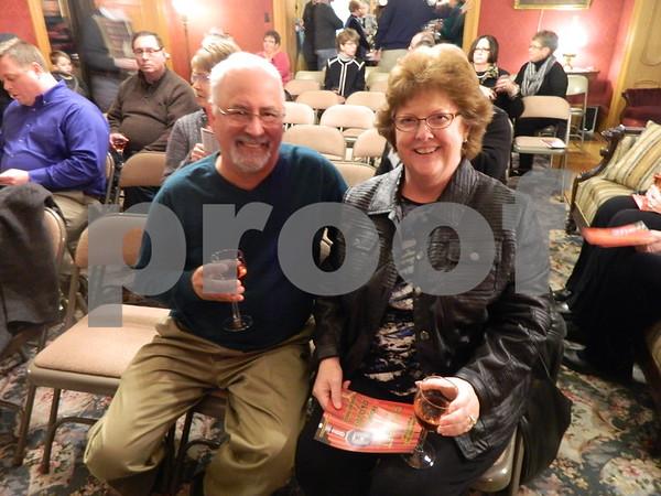 Patty and Jim Hull
