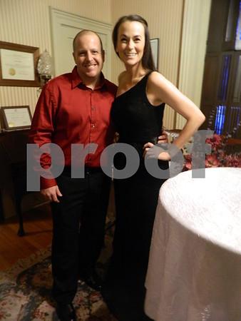 Niki Conrad and Nate Gbson