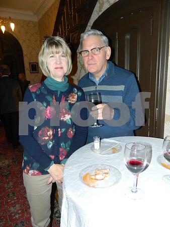 Doug and JoEllen Brightman