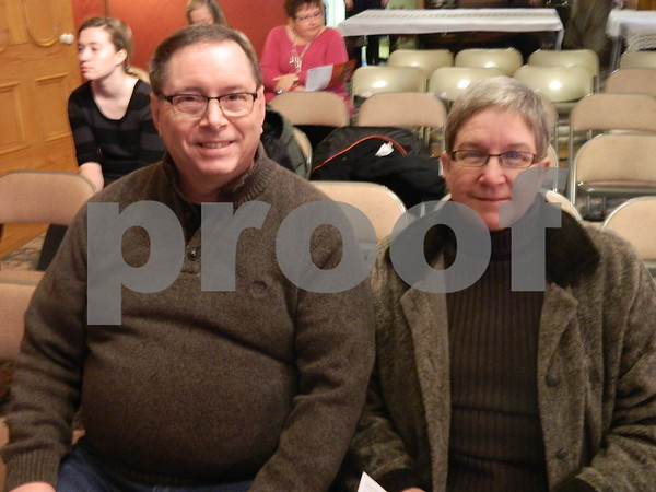 Linda and Dave Hearn