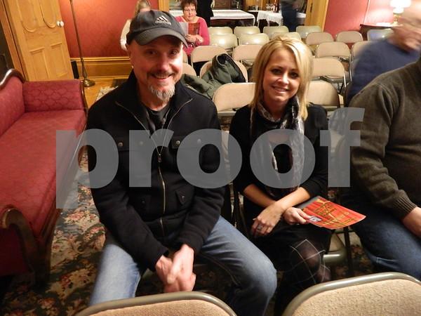 Heather Kelly and Kirk Kaufman