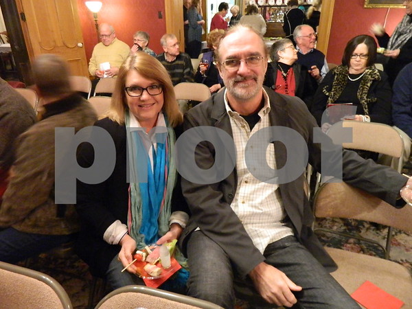 David and Cathy Moklebust