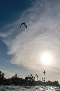 May 3, 2019.  Kite Beach, Cabarete, Dominican Republic.