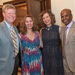 Michael Roberts, Jenee Rue Sastry, Julie Roberts and Krishnan Sastry.