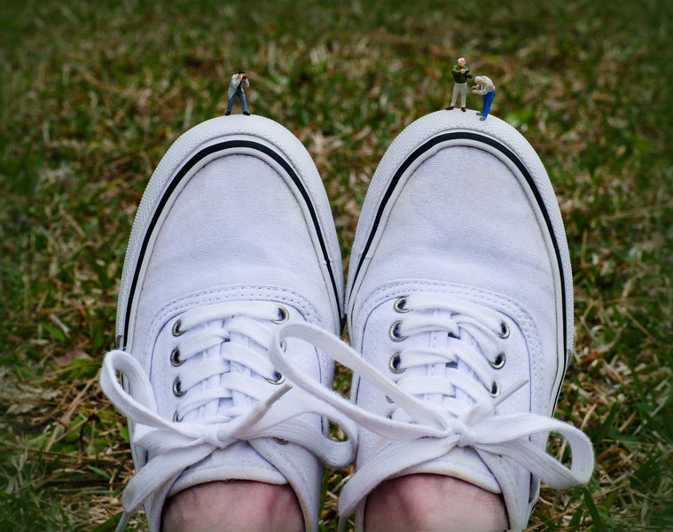 Preiser Miniature Feet