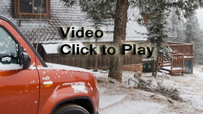 Drive to Blue Bell Cabin - Video
