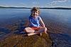 Lac du Caribou<br /> August 31,  2008