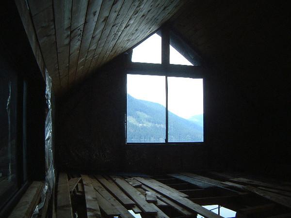Before - Loft bedroom