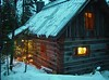 First winter at the cabin.<br /> December 14, 2002