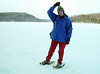 Alice, Boxing Day on the lake<br /> December 26, 2002