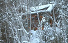 Close-up of the cabin after the storm<br /> December 18, 2003