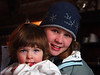 Stella and Daniele (15 years old)<br /> December 12, 2004