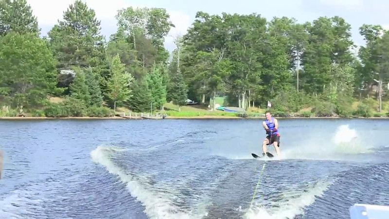 Cabin 2011 Skiing