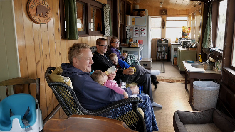 Kids Day at the Cabin