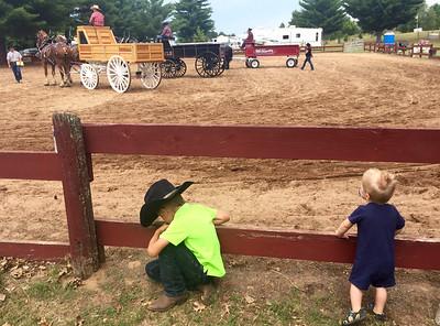 Menominee County Fair Weekend