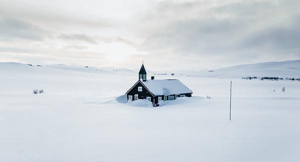 The Sennalandet Mountain Area