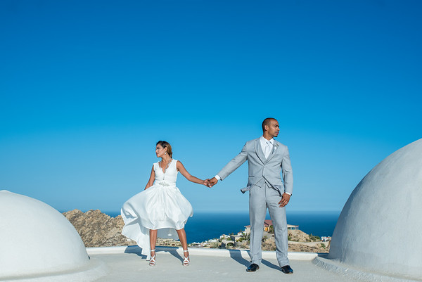 Cabo Villa wedding