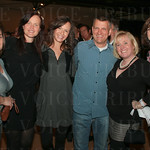 Nikki Broderick, Ann Hall, Denise and Clint Payne, Sarah Bowen and Debbie Chick.