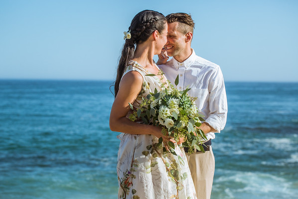 Cabo destination wedding. J & J