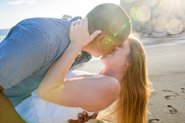 Cabo engagement session