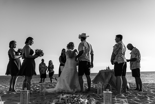 Cabo wedding. Pedregal