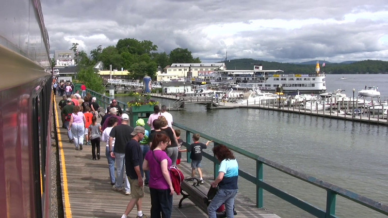 Weirs Beach intermodal