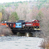 Caboose Train: Hobo RR pulls The Caboose Train photo by George Kenson